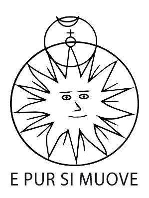 Polish Society of Amateur Astronomers (PTMA) logo
