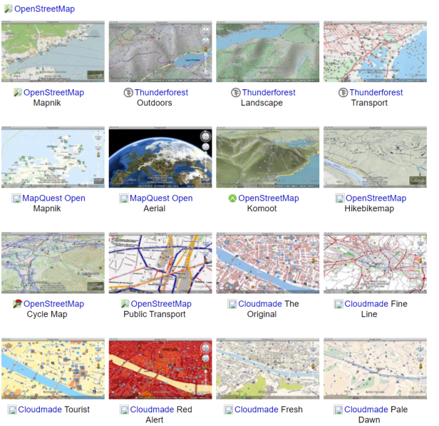 OpenStreetMap overlay http://ge-map-overlays.appspot.com/ selection for Google Earth
