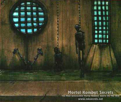 Mortal Kombat II Art Mortal Kombat Secrets