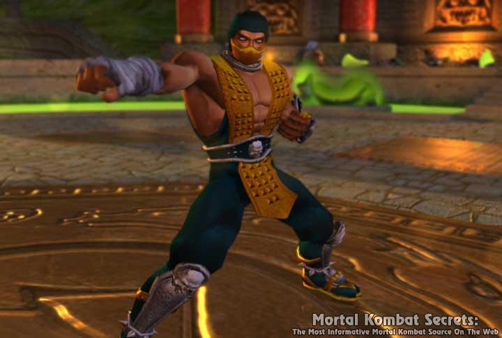 Kombat Mortal Vs Sub Scorpion Zero 9