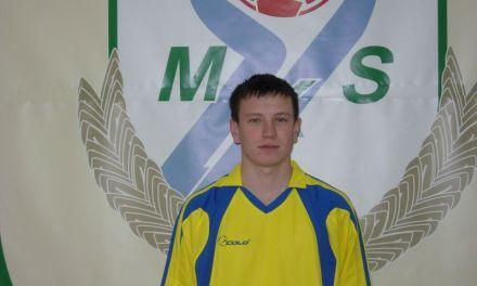 Matysek wystąpił w sparingu GKS-u Katowice: