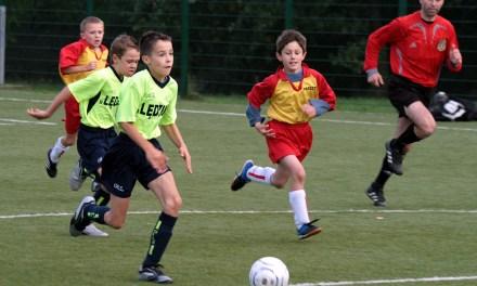 Porażka, remis i zwycięstwo w meczach młodzieży: