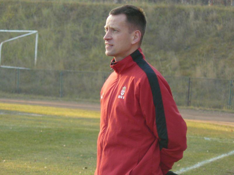 Trener Idczak o rundzie jesiennej: