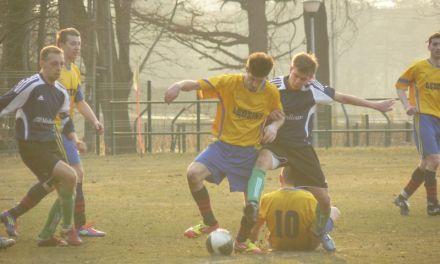 Dobry mecz w Kosztowach, 3 punkty jadą do Lędzin: