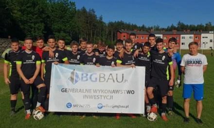 Juniorzy na II miejscu w bielsko-tyskich rozgrywkach III ligi B1