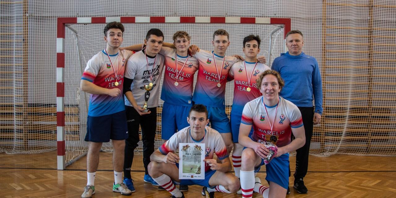 Juniorzy MKS-u bezapelacyjnie najlepsi w turnieju rocznika 2002!