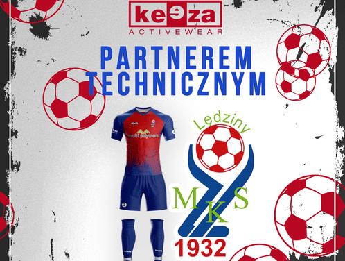 MKS Lędziny pozyskał sponsora technicznego!