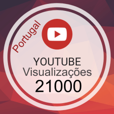 21000 Visualizações Video Portugal