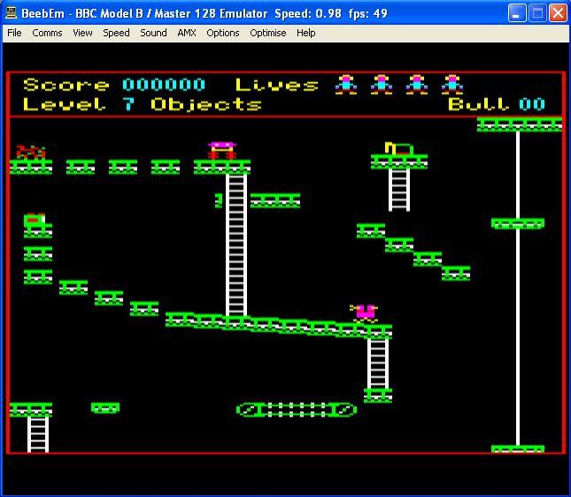 BeebEm BBC Micro And Master 128 Emulator