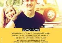 Bourse au Permis de Conduire - Ville de Cannes