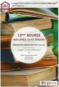 20160306 bourse aux livres