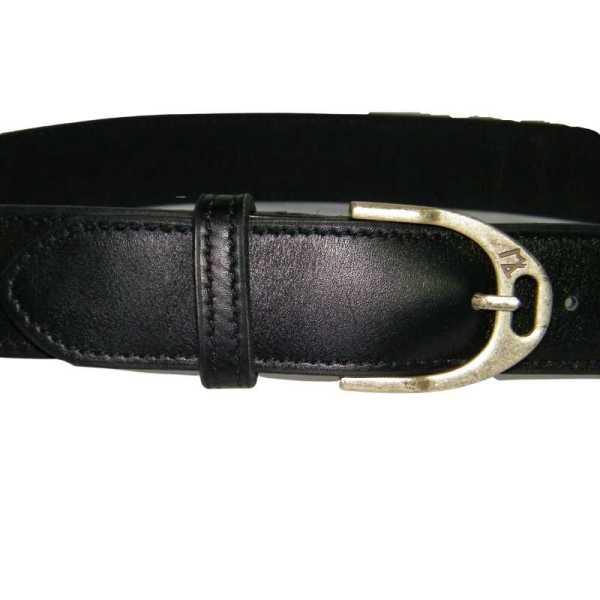 ceinture en cuir pour cadeau cavalier