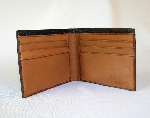 Porte-carte en cuir haut de gamme fabriqué en France