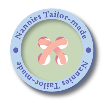Nannies Tailor-made logo as part of brand development
