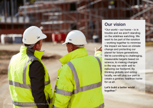 Taylor Wimpey Environment Strategy 2021 page 3