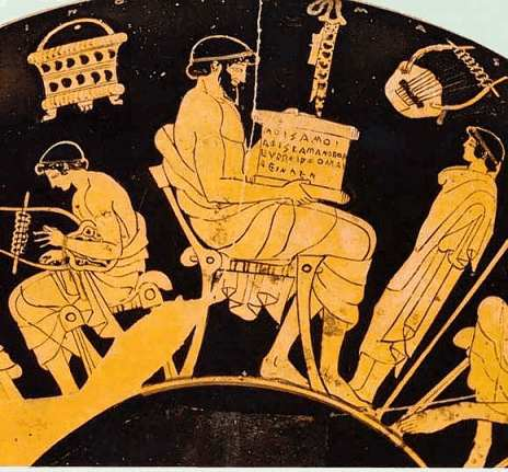 Image result for ancient greek education