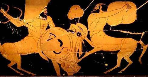 Image result for caeneus myth