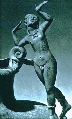 greek mythology gods list