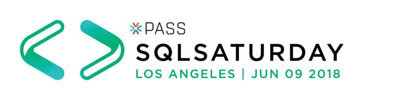 SQL Saturday #773 Los Angeles