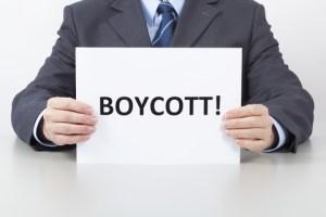 Boycott dreamstime_xs_64977452