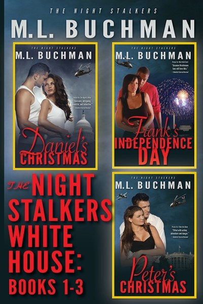 The Night Stalkers White House: Books 1-3 (print)