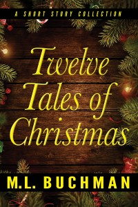 Twelve Tales of Christmas cover