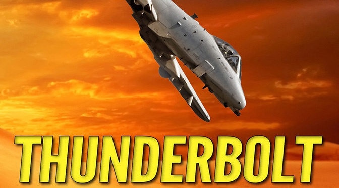 New Release Today: Thunderbolt – a technothriller by M.L. Buchman