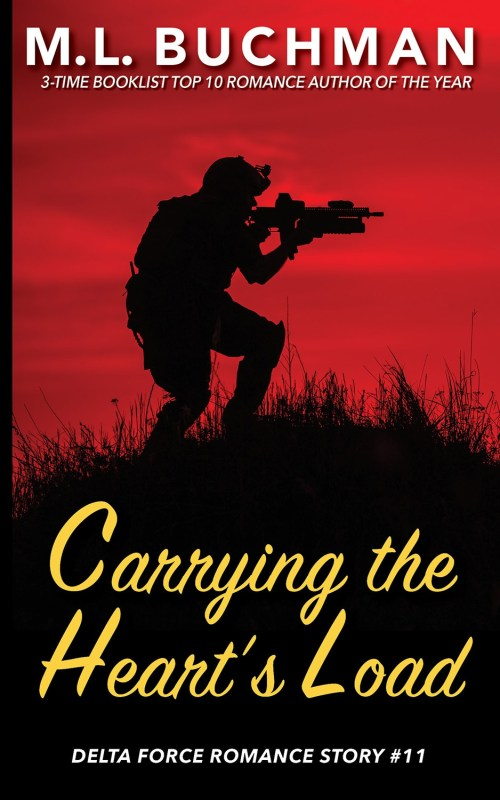 Carrying the Heart's Load: a Special Operations military romance story