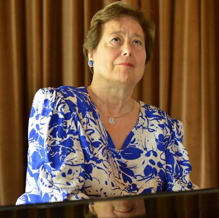 Maria Luisa Cantos – piano at MDG