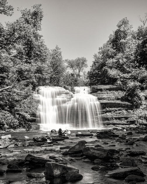 MLCreations Photography: Pixley Falls &emdash; Serenity