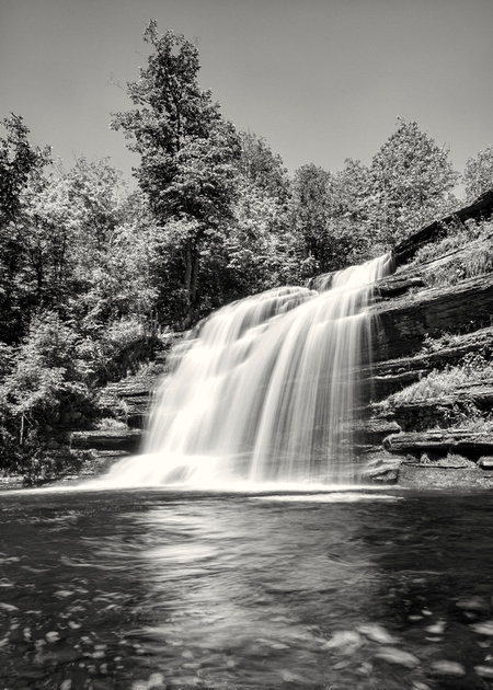 MLCreations Photography: Pixley Falls &emdash; Over the Edge