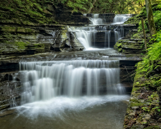MLCreations Photography: Buttermilk Falls &emdash; Tumbling Down