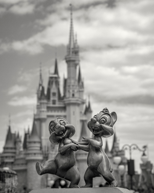 MLCreations Photography: WDW in B&W &emdash; Dance Like There's No Tomorrow