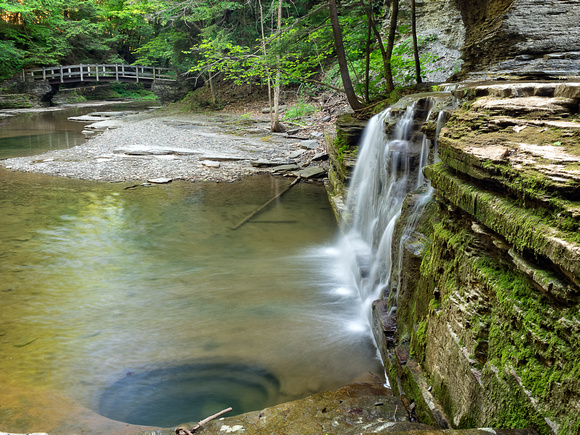 MLCreations Photography: Buttermilk Falls &emdash; Buttermilk Creek