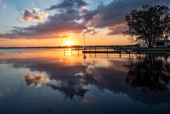 MLCreations Photography: Florida &emdash; Peaceful Sunset