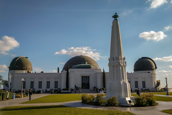 MLCreations Photography: Blog Post Related &emdash; Griffith Observatory