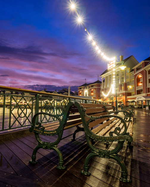 MLCreations Photography: Blog Post Related &emdash; Boardwalk Sunrise