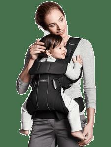 """nosidło sztywne, tzw. """"wisiadło"""", ergonomiczne jedynie z nazwy, zdjęcie baby bjorn"""