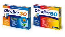Dicoflor (Lactobacillus rhamnosus GG (ATCC 53103) na dzieci i dla dorosłych