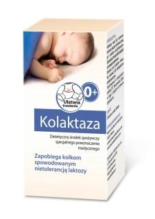 Delicol - enzym laktaza