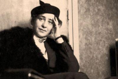 """""""The Hannah Arendt Collection"""" disponível online"""