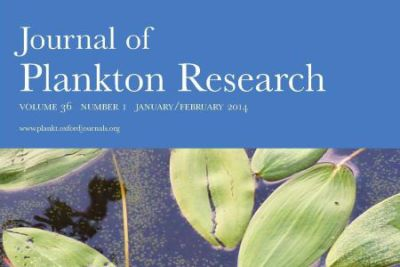 Journal of Plankton Research | All 2013 articles available for free viewing