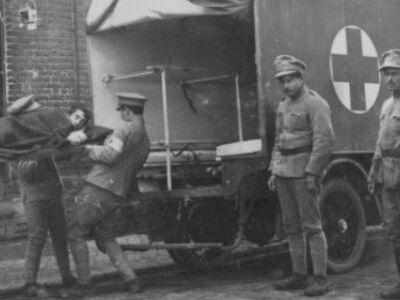 Conferência Internacional | Saúde e Grande Guerra