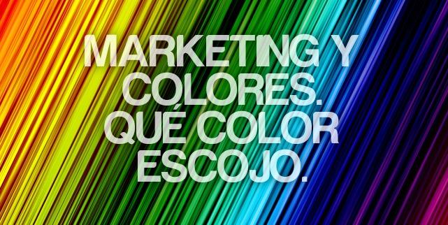 Marketing y colores