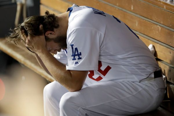 Clayton Kershaw blows late lead in latest October flop; Dodgers eliminated by Nats