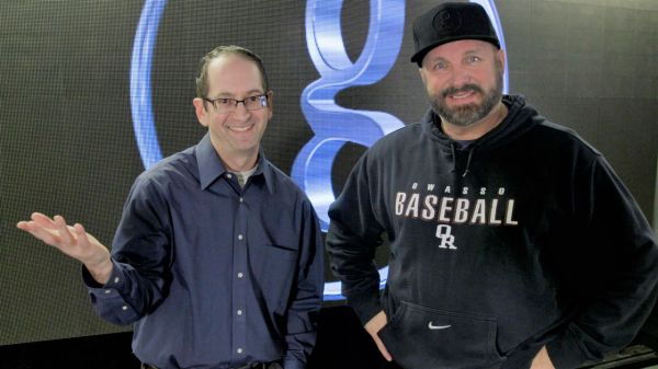 Garth Brooks talks Bob Seger and the massive Ford Field circle stage he