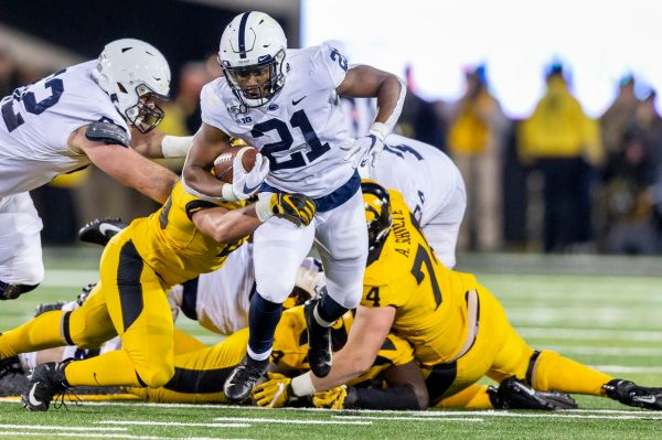 Up next for Michigan football: a trip to undefeated Penn State