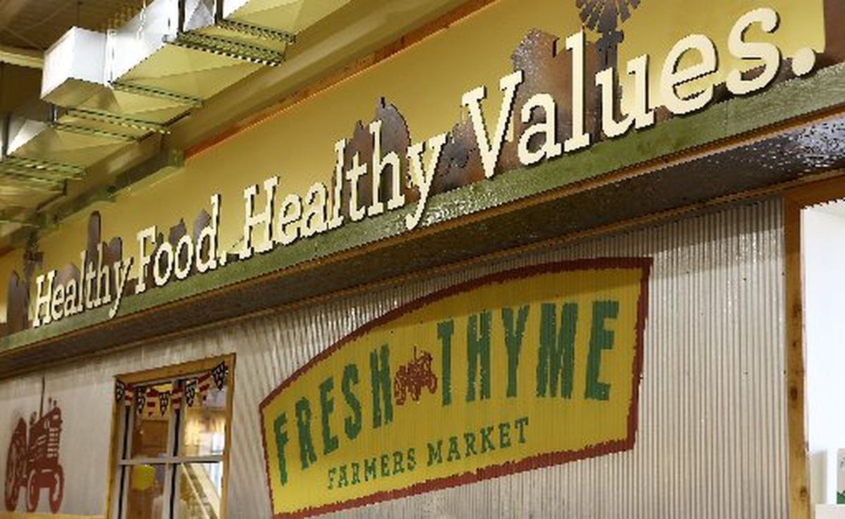 Fresh Thyme Toledo Grand Opening