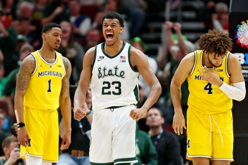 Michigan State ranked No. 1 in preseason AP poll for first time in school history
