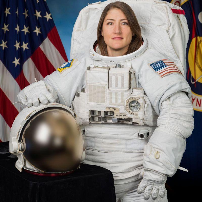 Michigan native astronaut shares
